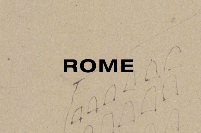 text Rome